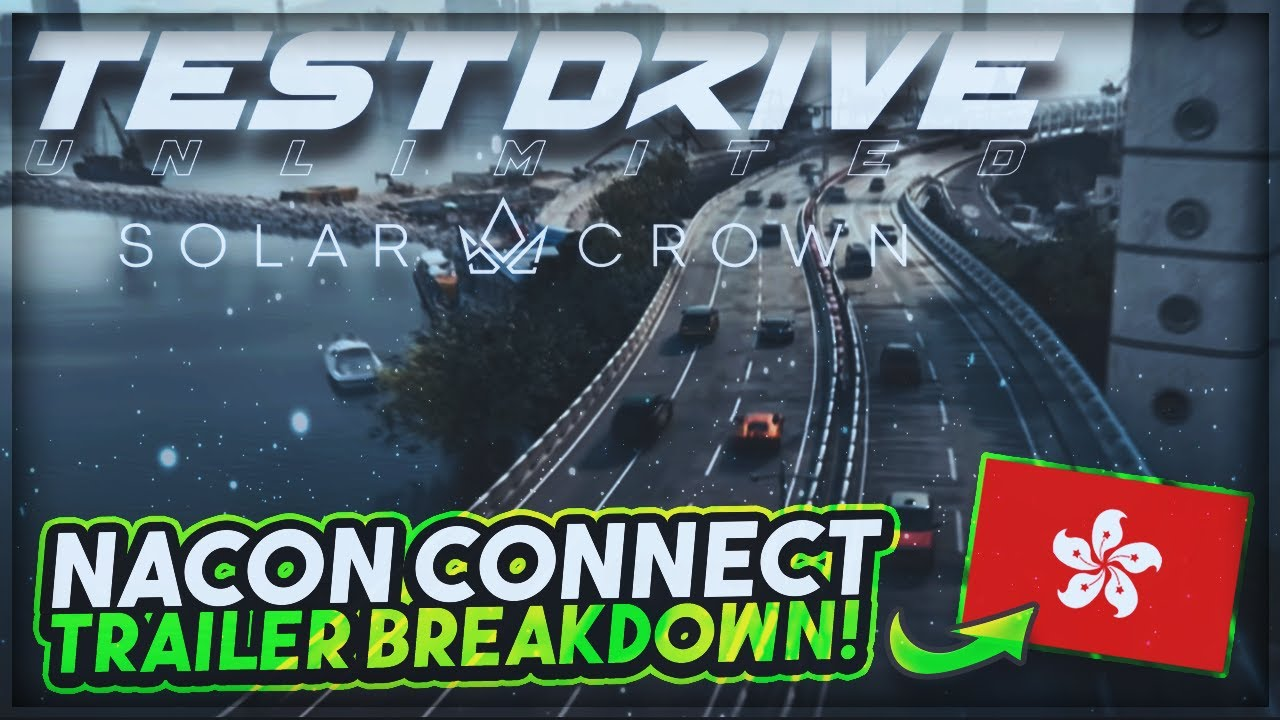 Test Drive Unlimited: Solar Crown - 'Welcome To' Trailer Breakdown! | Cars, Map, Nightclubs & More!