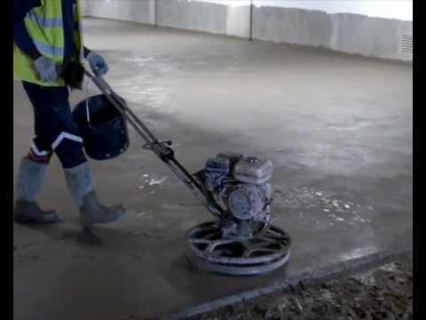 Turolense de pavimentos pavimento hormig n fratasado - Pavimento hormigon pulido ...