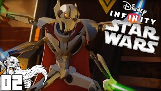 """GENERAL GRIEVOUS!!!"" Star Wars Disney Infinity 3.0 - 1080p HD PC Gameplay Walkthrough"