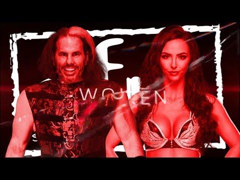 WWE Mashup: Peyton Royce and Woken Matt Hardy-