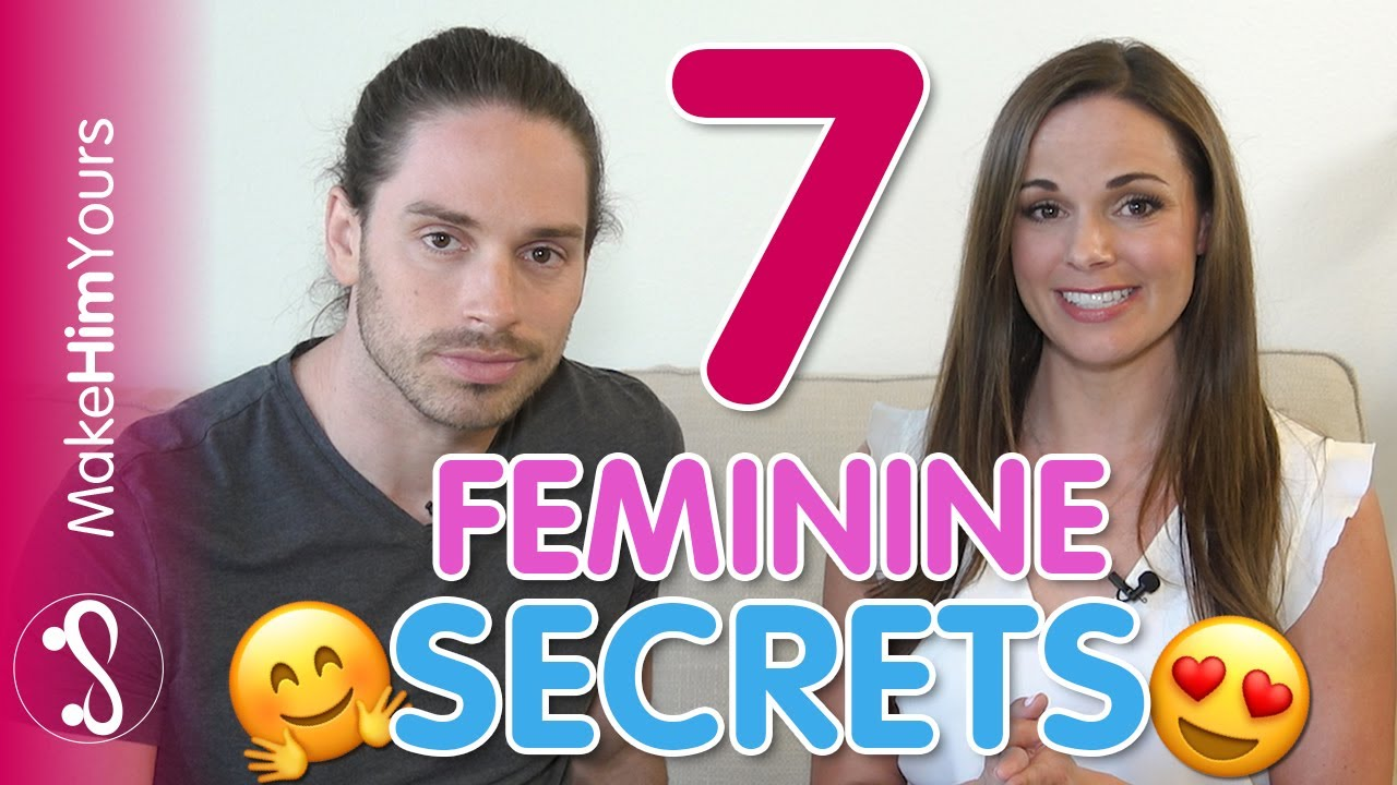 7 Feminine Ways To Make A Man Miss You ft  Helena Hart