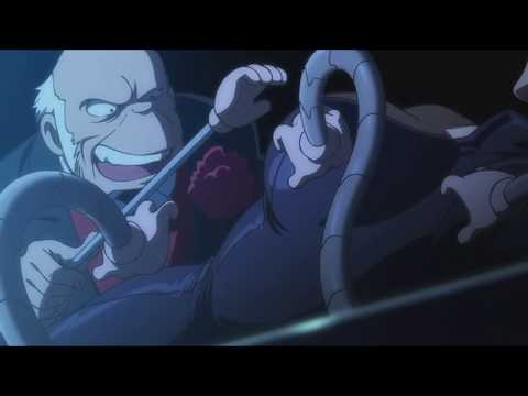 Lupin The Third - Tickle Torture
