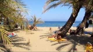 Vai beach Greece Crete Греция Крит пляж Вай 14.05.12(Греция Крит пальмовый пляж Вай Greece Crete Vai., 2012-05-24T17:23:05.000Z)