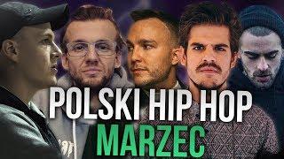 POLSKI HIP HOP MARZEC 2018