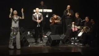 ASI HASKAL BELLY DANCE SHOWE GAN AL HAWA
