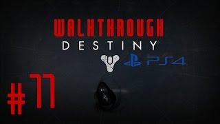 Destiny Part 11 Walkthrough - Hunter GAMEPLAY (The Awoken) [1080p]