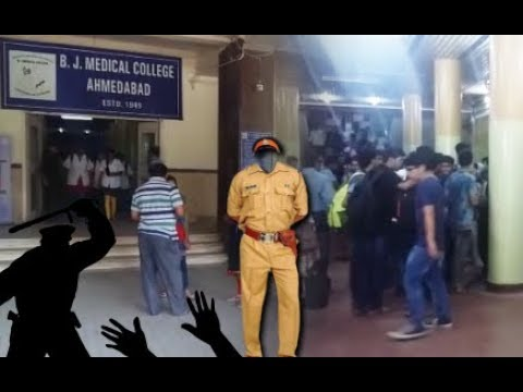 Students' version in Police atrocity case...