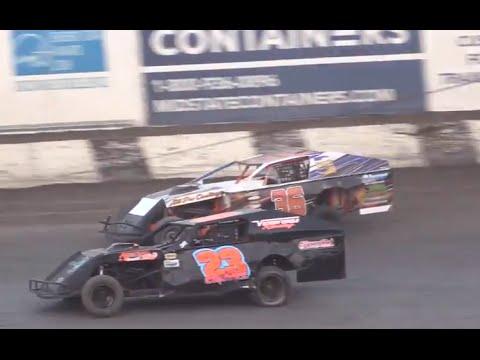 Santa Maria Speedway HEAT RACES Simkins Memorial 8-31-14