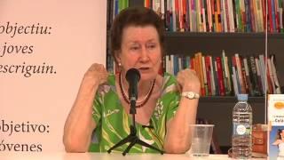 """Conferencia """"Alimentarse bien para sentirse mejor"""" de Ana Maria Lajusticia"""