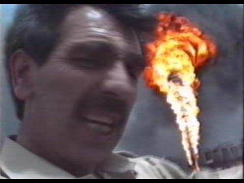 Gunge Busters Kuwait oil fires