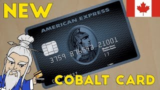 What is the NEW AMEX COBALT CARD?