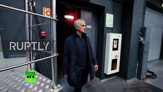 On the Touchline – Mourinho's new show hits RT
