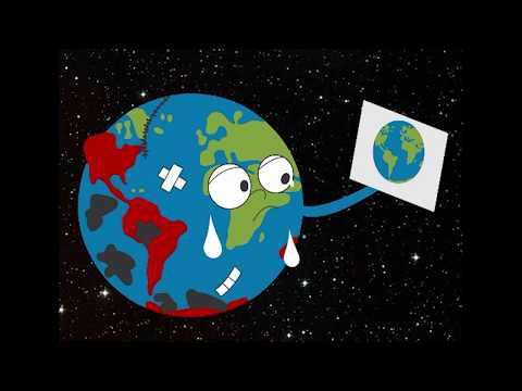 Pollution Short Film Story Animated Cartoon