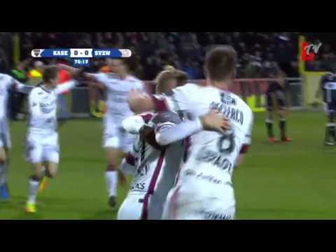 AS Eupen 0 - 2 Zulte-Waregem (01.02.2017 // by LTV)