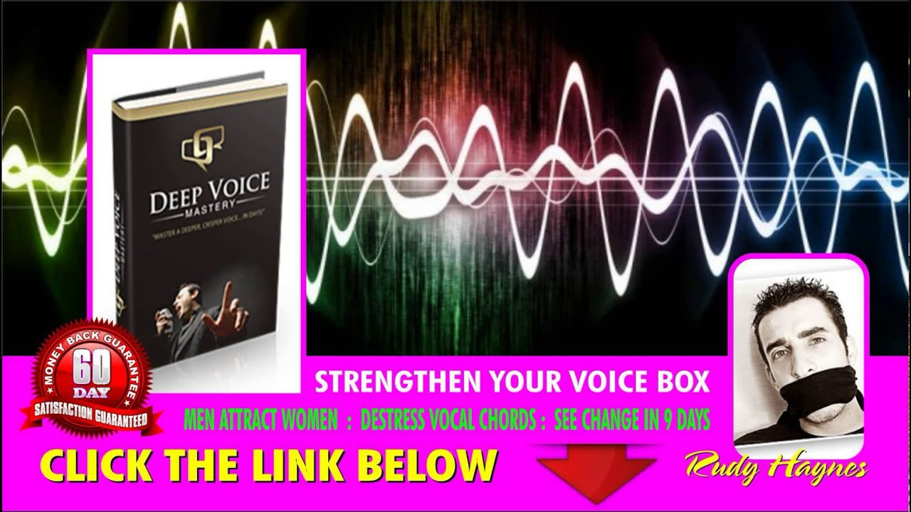 deep voice mastery review