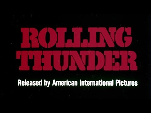 Rolling Thunder is listed (or ranked) 36 on the list The Best Vietnam War Movies