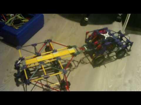 Knex Vehicle Rc Jeep Youtube
