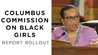 Columbus Commission on Black Girls Report Roll-Out