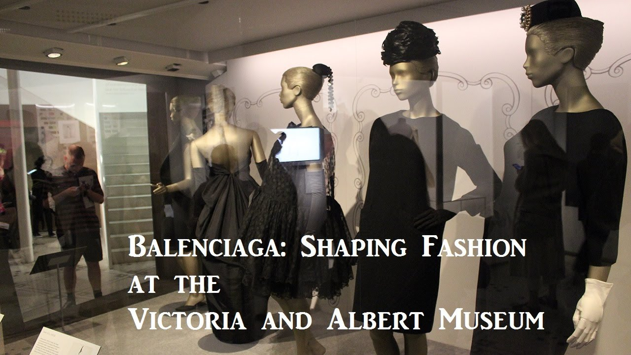 Exhibition Review Balenciaga Shaping Fashion At The Victoria And Albert Museum