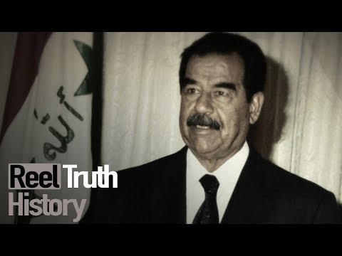 Declassified Spy Stories - The Hunt For Saddam Hussein | History Documentary | Reel Truth History