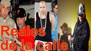 Los más reales calle del reggaeton y el trap latino