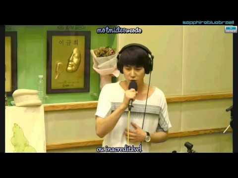 12.08.15 Kyuhyun - Drunken Truth 취중진담 [karaoke + legendado PT + DL link]