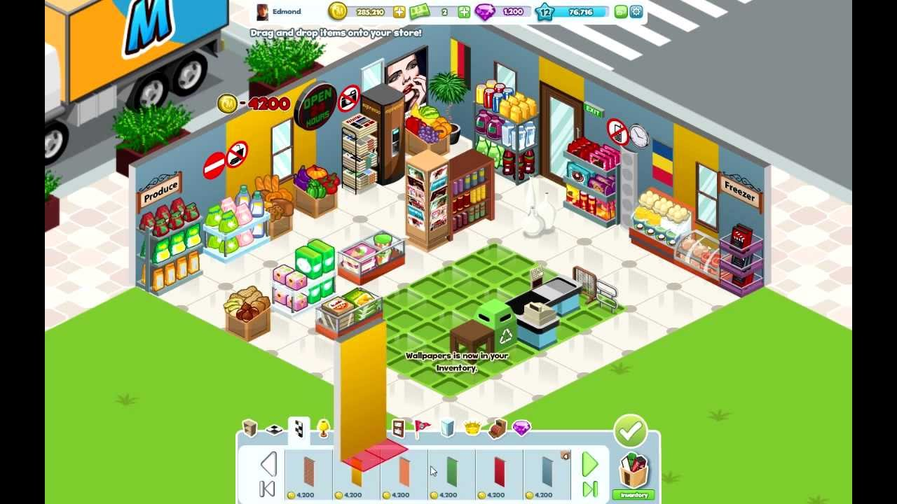 Market Land Game Play Online