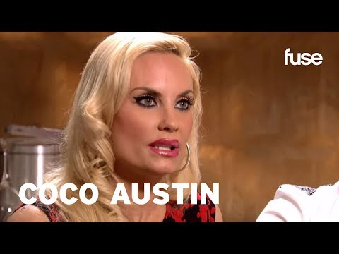 How Coco Austin Became A Model   Mario Lopez: One On One   Fuse