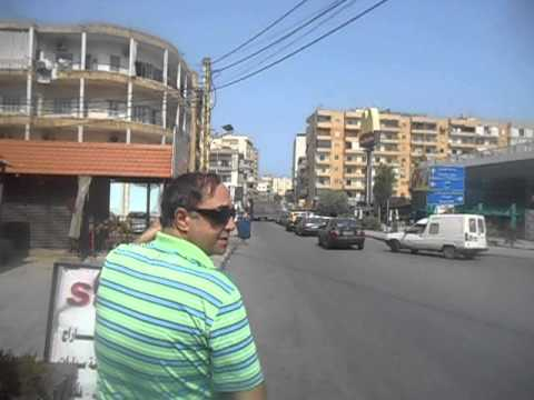 Street of Sidon Lebanon: June 2015