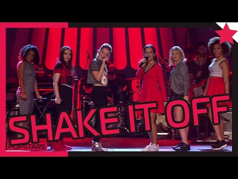 Die Finalistinnen: Shake it off von Taylor Swift - Popstars