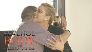 Will Gets Starstruck Meeting Khloe Kardashian | Revenge Body With Khloé Kardashian | E!