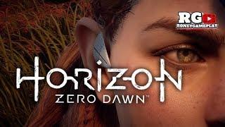 🏹HORIZON ZERO DAWN #4 Continuando...|RUMO AOS 800 INSCRITOS.(Gameplay Ps4-Pt br).