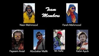 Glimpses of  Khurdopin Pass Trekking