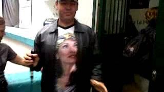 Baixar GILDA LA MILAGROSA HOSPITAL  MUÑIZ CANTA GASTON ALARCON 7 ABRIL 2014