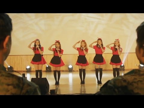 HD ] Red Velvet Performance | Seo Dae Young Funny Dance | Descendants Of The Sun - YouTube