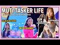 - HOW KOREAN GIRL WORKS WITH FILIPINO ARTISTSft. Maine Mendoza| MULTI-TASKING CHALLENGE//DASURI CHOI