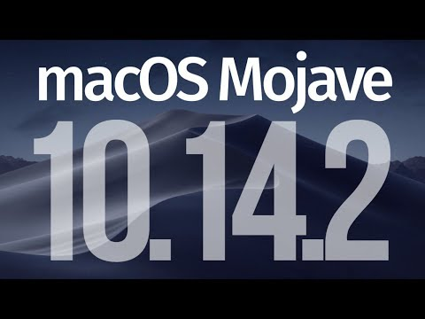 How To Update To MacOS Mojave 10.14.2 - MacBook Pro, IMac, Mac Mini, MacBook Air, Mac Pro