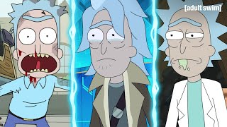 Rick's Crybaby Backstory | Rick and Morty | adult swim