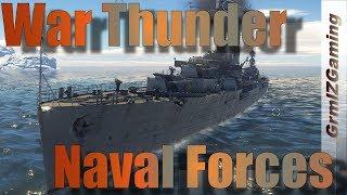War Thunder - Naval Forces