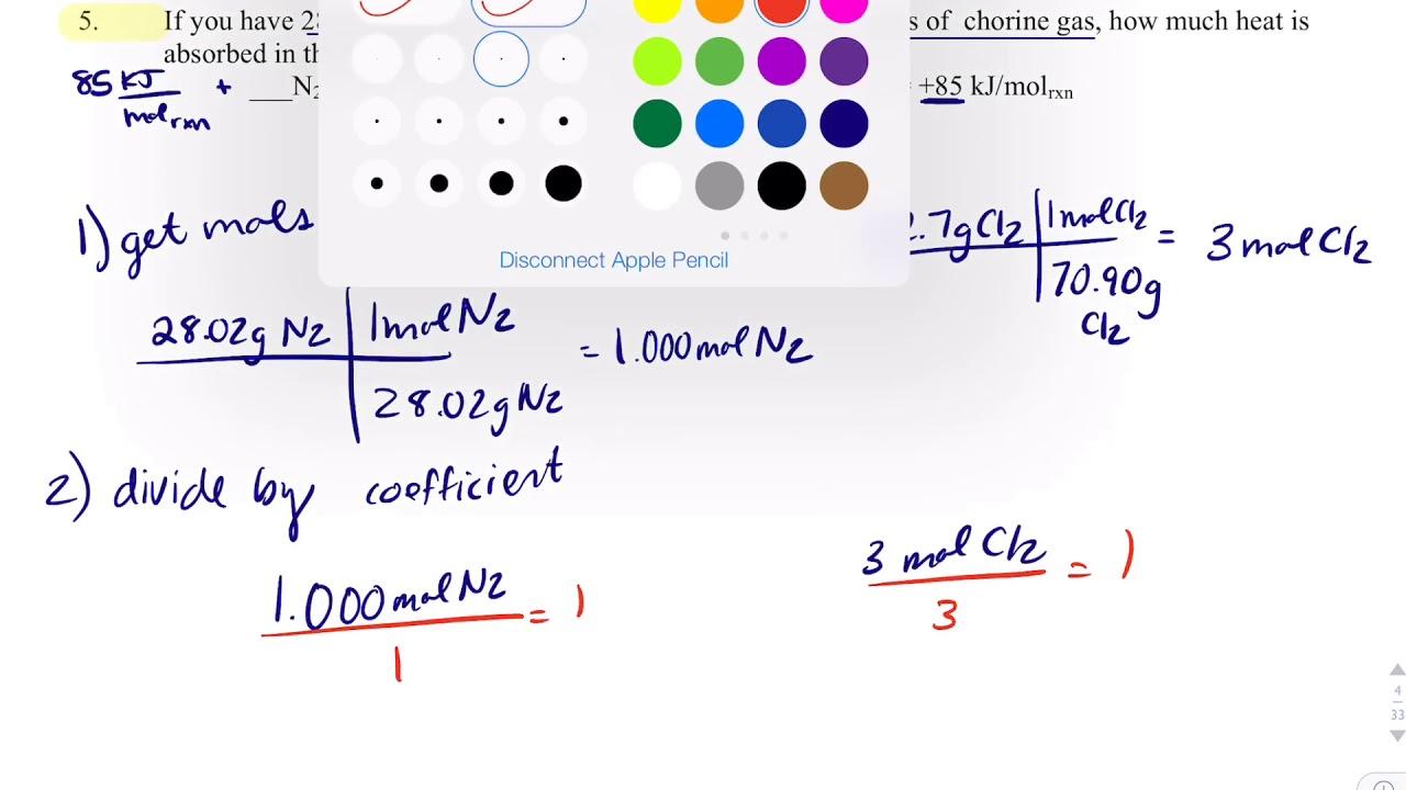 AP Chemistry Notes 9.1- Thermodynamics Basics with ...