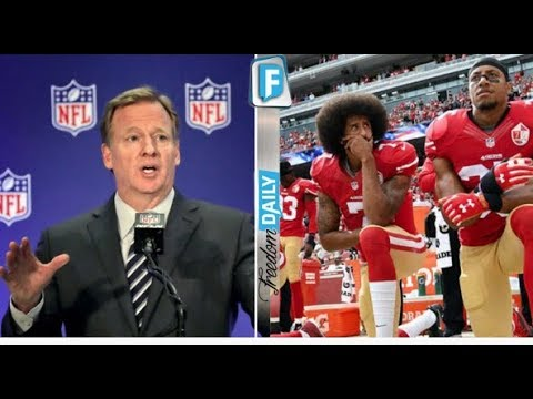 NFL COMMISSIONER IN FULL PANIC ASKS ONE FINAL HUGE FAVOR FROM EVERY AMERICAN!