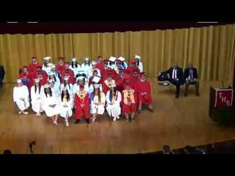 2017 Tuckerman High School Graduation