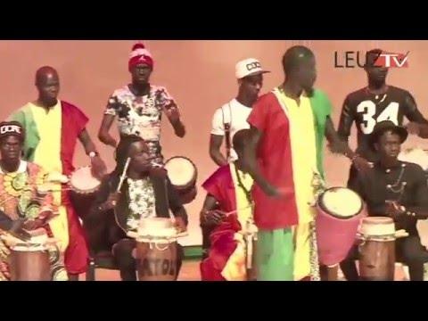 Freestyle + Spectacle grandiose du rappeur Ngaka Blinde au Grand Théâtre