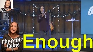 Undaunted Sermons Of Christine Caine 2016 - Jesus Christ Is Enough