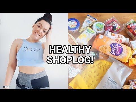Gezonde Boodschappen Shoplog!