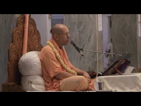 Bhakti Vaibhava Swami - Lecture - Manu