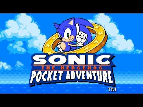 Sonic the Hedgehog Pocket Adventure - Neo Geo Pocket