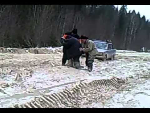 дорога Пудож - Каргополь