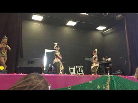 Festival Indiano na Vegnice - Grupo Odissy