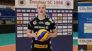 DREWAG-Spieltag beim DSC Volleyball Damen